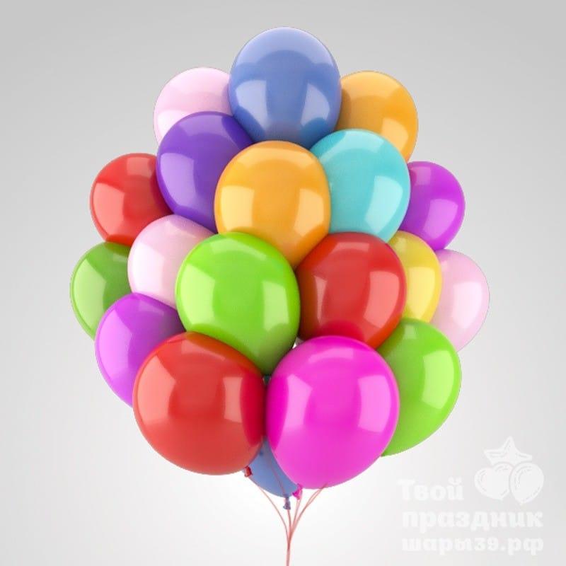 Надувные шары для моря шар в шаре