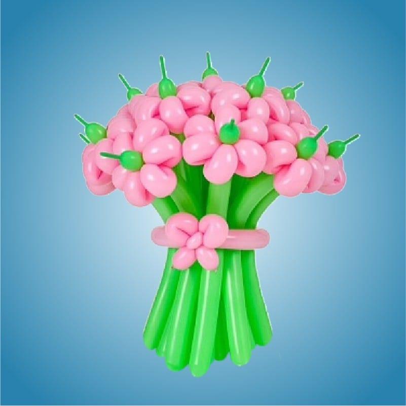 цветы и шары картинки
