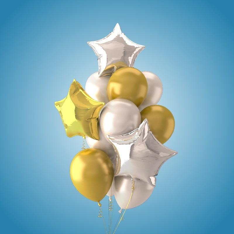 Заказ воздушных и гелиевых шаров с доставкой +7 921 710-01-67. Букеты из шаро в Калининградев!