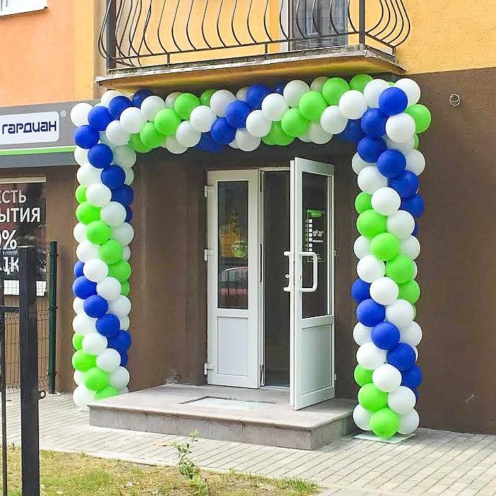 Открытие магазина дверей Гардиан