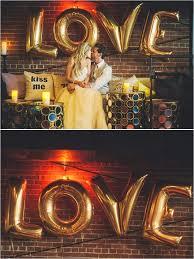 Надпись LOVE на свадьбу