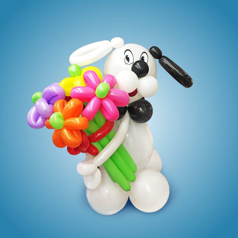 Заказ воздушных и гелиевых шаров с доставкой +7 921 710-01-67. Фигуры из шаров в Калининграде!