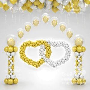 Оформление свадеб в Калининграде! Шары39.рф. Звоните - 52-01-67