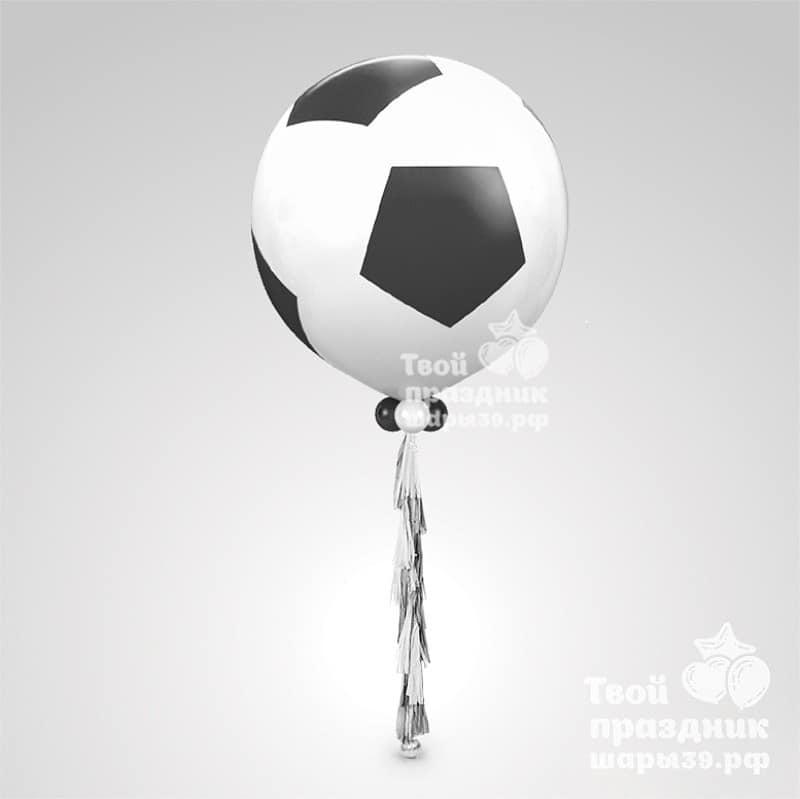 Большой воздушный гелиевый шар мяч - звоните 52-01-67
