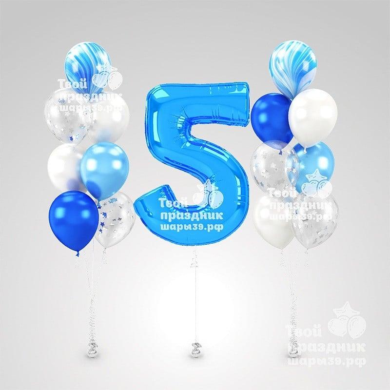Оформление праздников воздушными шарами в Калининграде! Шары39.рф. Звоните нам - 52-01-67